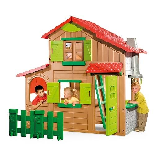 Smoby - Maison Floralie Duplex - Exclu Web - Smoby - Toys ...