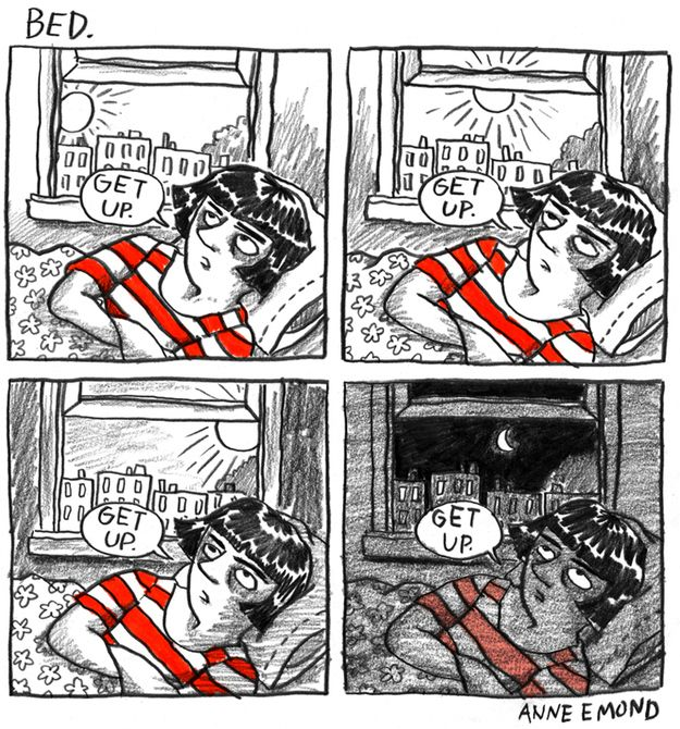 12 Comics That Perfectly Encapsulate The Vicious Cycle Of Loneliness