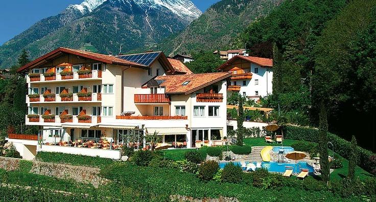 ***s Hotel Avidea in Algund - Südtirol/Italien