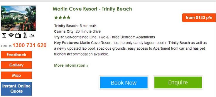 Marlin Cove Resort - Trinity Beach Book Now, http://www.fnqapartments.com/accom-marlin-cove-resort-trinity-beach/ #trinitybeach