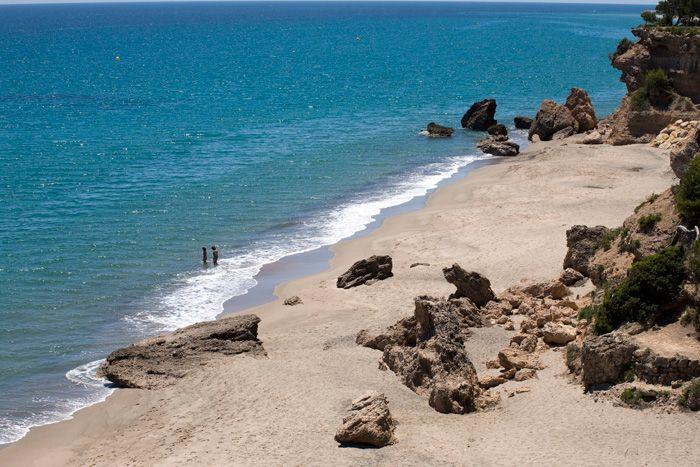 Cala Califòrnia i Cala Bot - Cala California y Cala Bot // Miami Platja - Costa Daurada