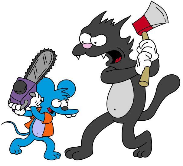 Todos los capítulos de Tommy y Daly de Los Simpson juntos