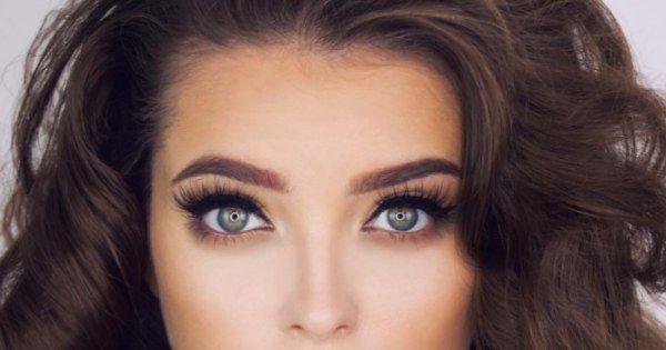 how to cut fake eyelashes