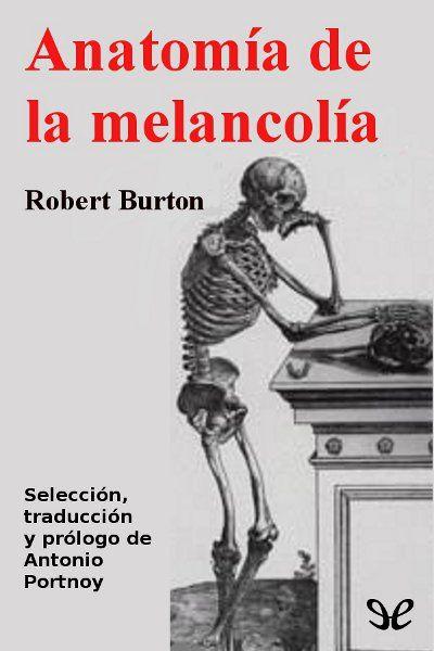 epublibre - Anatomía de la melancolía