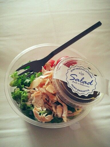 Salad for lunch