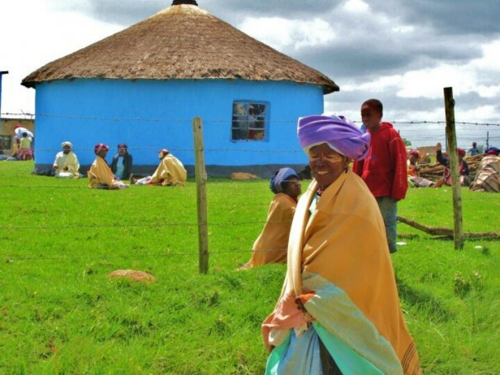 Traditional dress,  Eastern Cape
