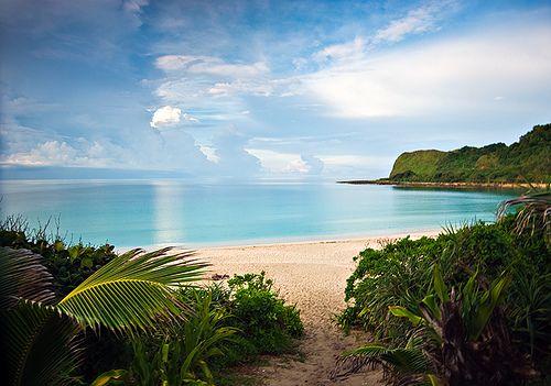 Maira-ira Cove (Pagudpud, Ilocos Norte) #Beach #Philippines #BlueLagoon