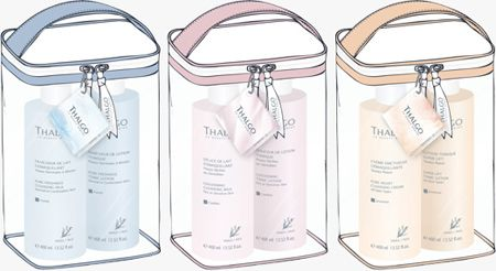 THALGO CLEANSING ESSENTIALS Tailored cleansing duos for every skin type in limited edition 400ml maxi sizes. Available while stocks last. Shop now - http://facialco.com.au/thalgo