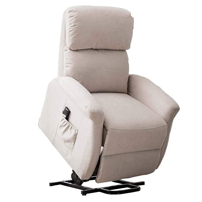 Canmov Power Lift Recliner Chair For Elderly Heavy Duty And