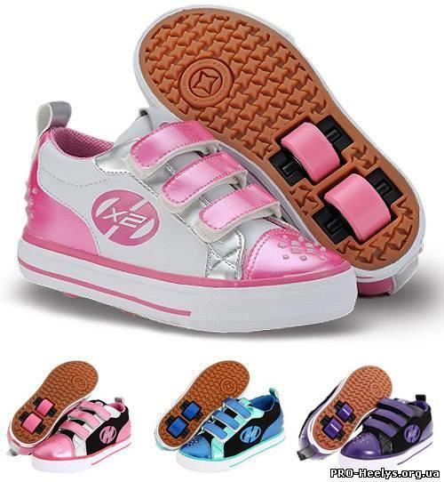 Роликовые кроссовки для девочек барби