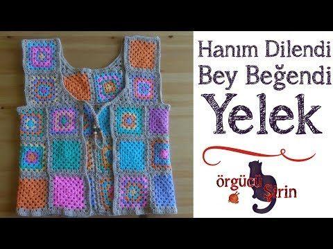 Hanım Dilendi Bey Beğendi Yelek - YouTube