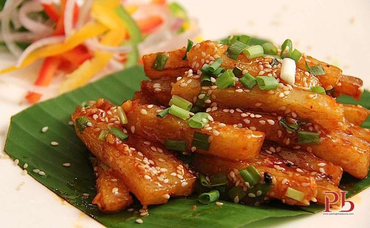 Honey Sesame Chili Potatoes : Recipe By : Masterchef Pankaj Bhadouria | refreshment | Snack |