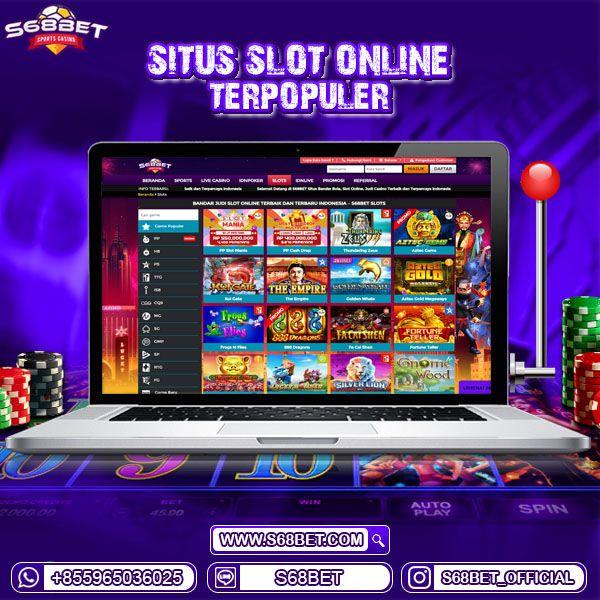 Pin Di Situs Slot Online Terpercaya