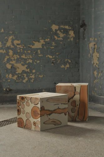 Is That A Giant Piece Of Nougat? Nope, A Chair | Co.Design | business + design