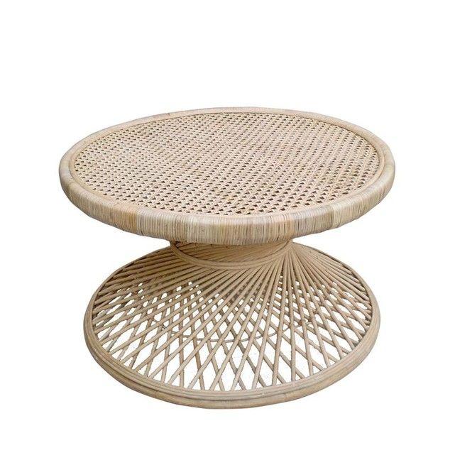 Table Basse Vintage En Rotin L O80 Ushuaia Table Basse Vintage Table Basse Idee Table Basse