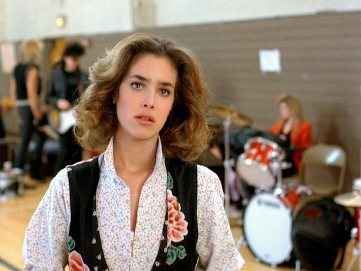 Claudia Wells as Jennifer Parker Back to the Future
