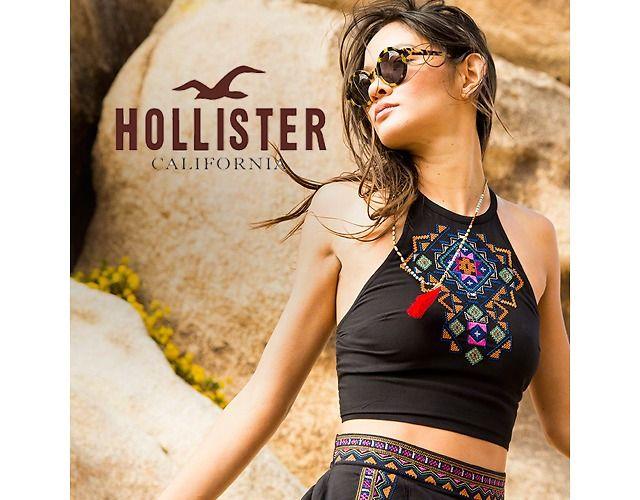Select Hollister Styles $8 $10 $15 & Up Sale (hollisterco.com)