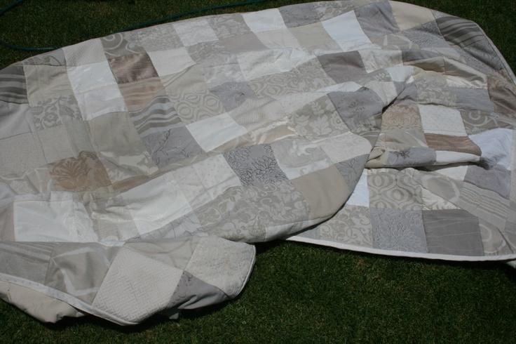 Textured quilt