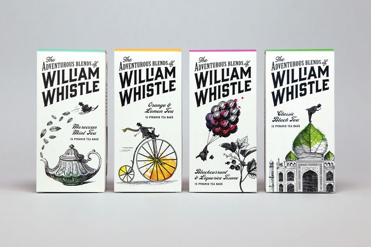 The Adventurous Blends of William Whistle by Horse