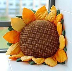 Luxury Autumn Decorating | Sunflower Home Decor | Kitchen Layout & Decor Ideas