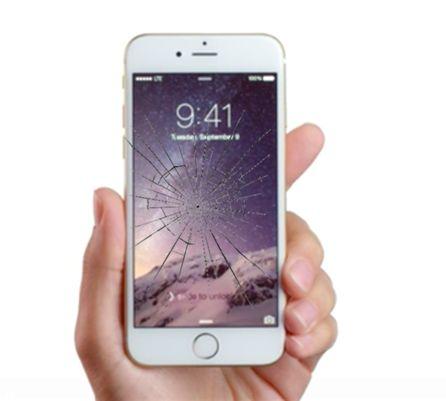İphone 6s Telefonunuz Düştü ve Camı mı Çatladı Telefonunuzda Görüntü var ve kullanabiliyorsanız Komple ekran değişimi yaptırıp yüksek ücretler ödemeyin