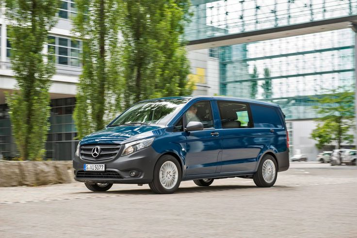 New Review Mercedes-Benz Vito 2015 Release Side View Model