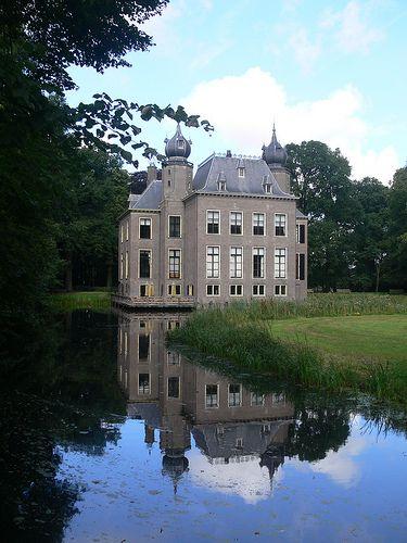 Oud Poelgeest Kasteel / Oud Poelgeest Castle, The Netherlands