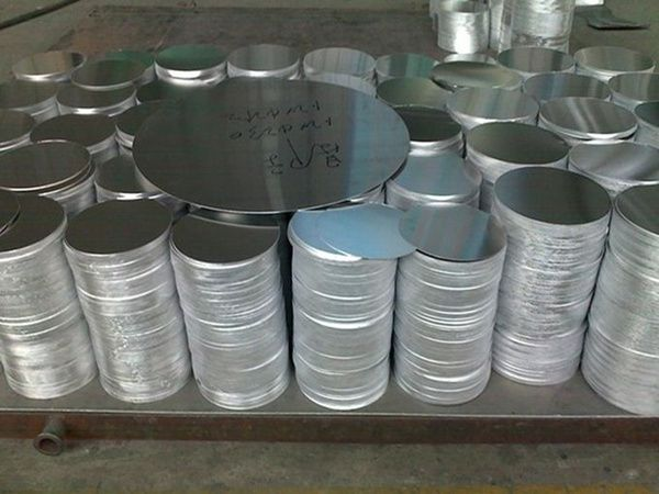 1000 Series High Strength Aluminium Discs Circles H22 Temper For Cookware Pot Aluminium Circle Aluminum