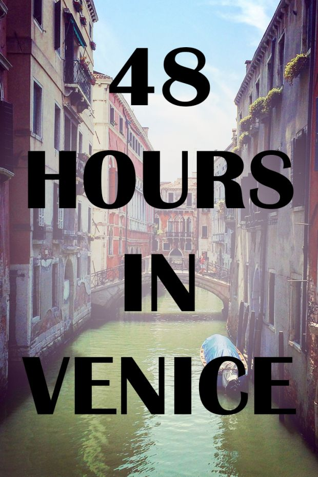 48 hours in Venice, Italy - a useful itinerary for what to see & do in Venice - Jackie Jets Off