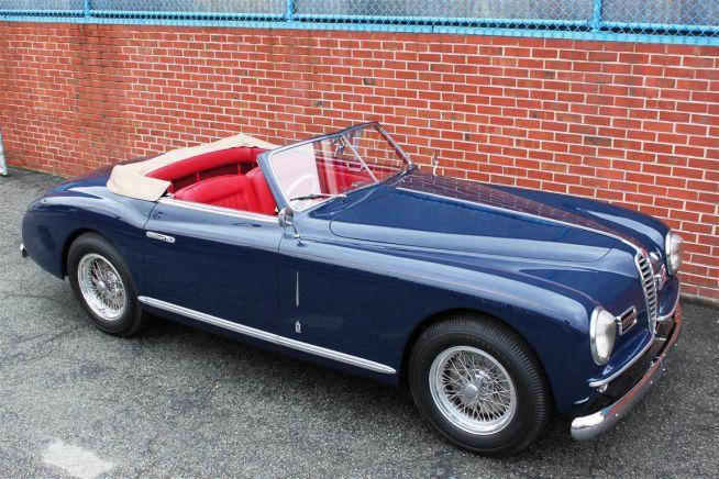 Alfa Romeo Pininfarina Cabriolet - 1949