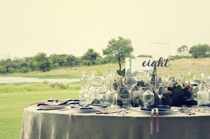 Bröllopet – Borden