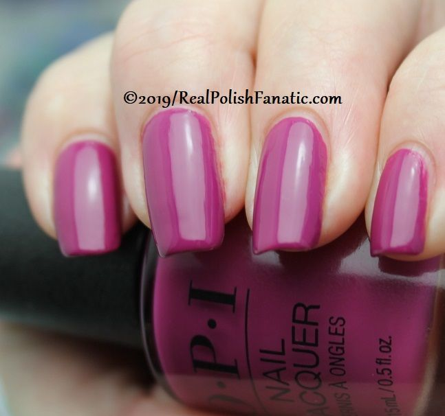 Opi Tokyo Collection Spring 2019 Swatch And Review Spring