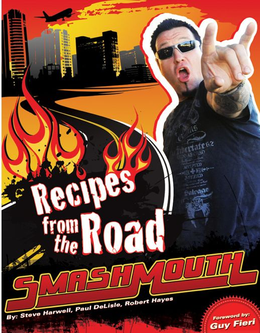 Check out Mezes Greek Wine Bar & Greek Kitchen in Smash Mouth's new cookbook featuring Guy Fieri!!  Learn to make Dolmas like the Greeks!  www.mezessf.com