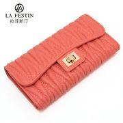 Rafi Sting 2013 nouveau printemps sac à main de dame version féminine coréenne du long paragraphe de la mignonne fois cuir wallet