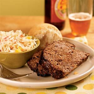 Barbecue Meat Loaf Recipe: Ground Beef, Bbq Sauces, Cooking Lights, Meat Loaf, Ground Turkey, Bbq Meatloaf, Favorite Recipes, Barbecue Meat, Meatloaf Recipes