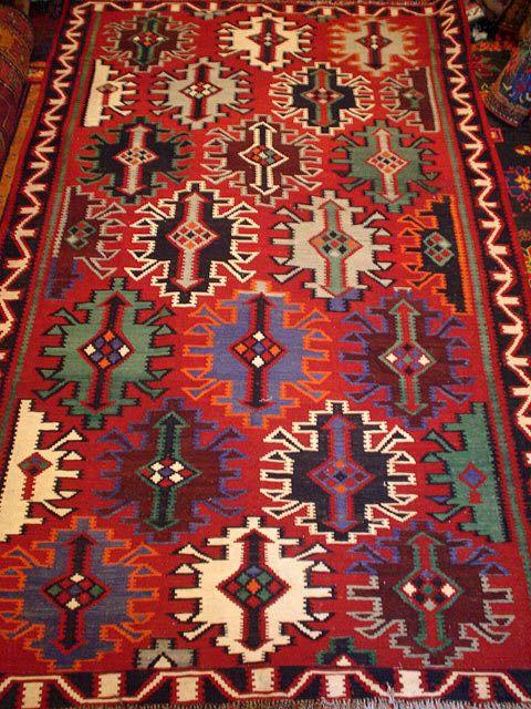 Kilim - Turkish Rug