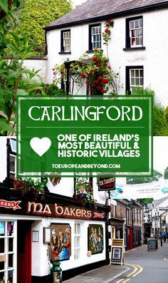 Awe-inspiring photos and insider info on the beautiful village of Carlingford…