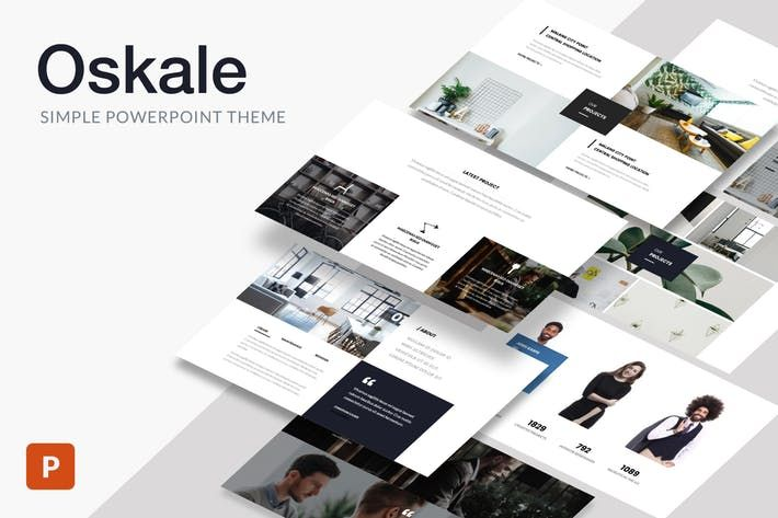 Oskale  Minimal Theme Powerpoint #elegant #slidehack  • Download here → http://1.envato.market/c/97450/298927/4662?u=https://elements.envato.com/oskale-minimal-theme-powerpoint-A6G3W2