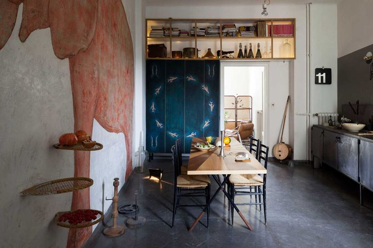 Pietro Russo Home in Milan | Yellowtrace - Yellowtrace