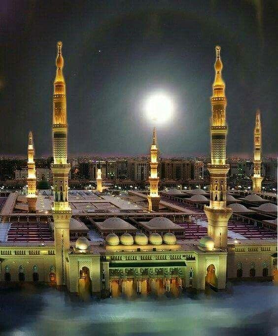 Enchanting Masjid an Nabawi ﷺ