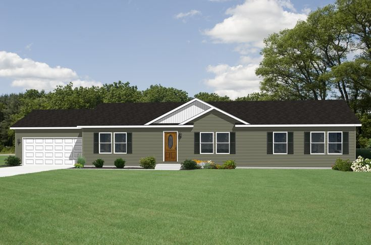 Top 66 ideas about exteriors on pinterest ranch homes for Mullberry home