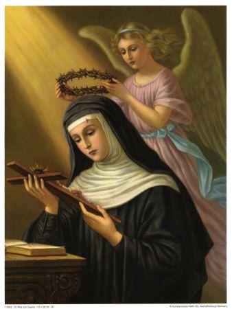Heilige Rita von Cassia