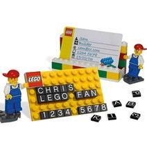 116 best graphic business card images on pinterest business custom business cards holder all in lego colourmoves