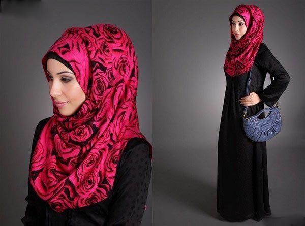 Not only hijab colors but hijab prints and hijab designs are also skilled, building Muslim women remarkable and beautiful. Description from en.paperblog.com. I searched for this on bing.com/images