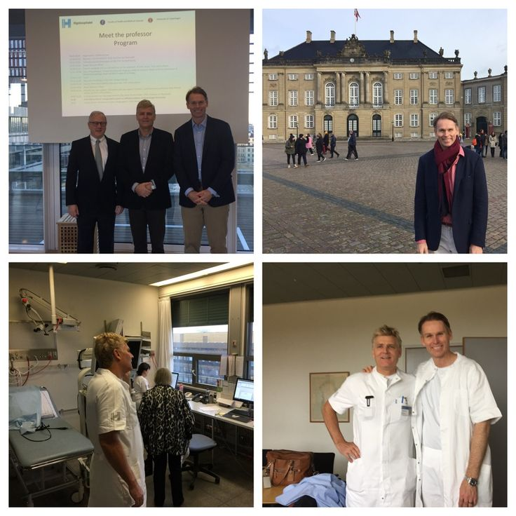 Great week in Copenhagen. Prof Jeff Myers visiting as professor and excellent talk on H&N surgery. Prof von Buchwald and his clinic today...and Mary's palace! http://www.entcopenhagen.dk/FESS/?page=index