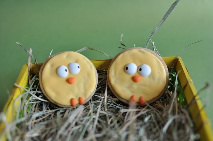 süße Kreativität: Osterkekse