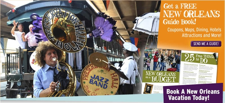 Always a great time!!  New Orleans Official Tourism Web Site - New Orleans Online