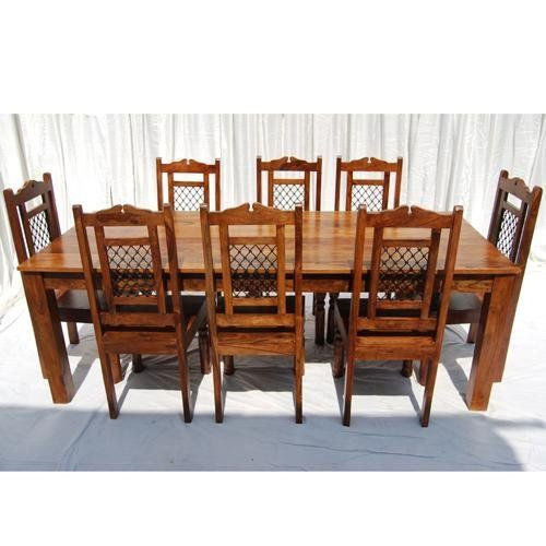 Kitchen Table With 8 Chairs