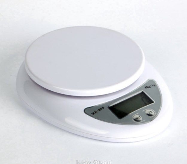 5kg 5000g/1g Digital Kitchen Food Diet Postal Scale Electronic Weight Balance #Unbranded