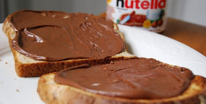La meravigliosa Nutella / Nutella